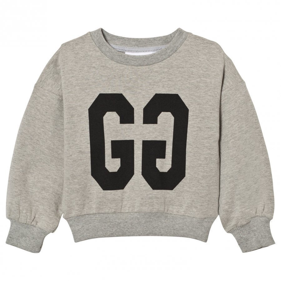 Gardner And The Gang The Classic Sweatshirt Grey Oloasun Paita