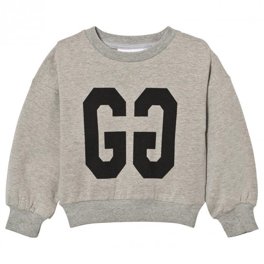 Gardner And The Gang The Classic Sweatshirt Grey Oloasun Paita