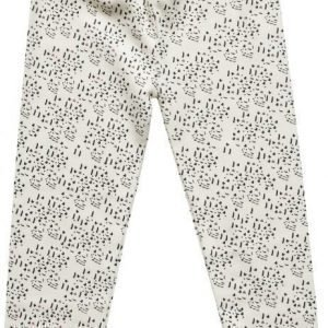 Gardner & The Gang Leggingsit Love Fur Off White