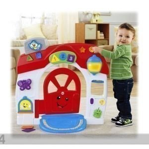 Gb England Motoriikkakeskus Fisher Price Talo