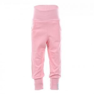 Geggamoja Baby Pants Collegehousut Roosa