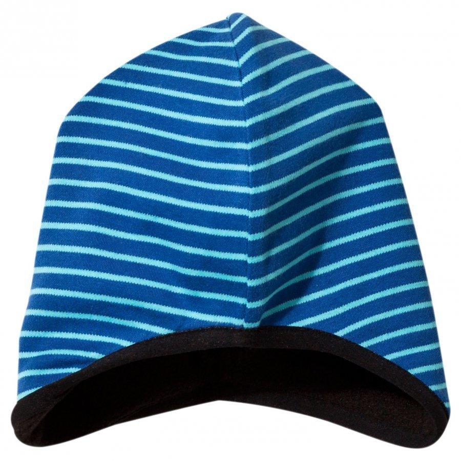 Geggamoja Beanie Blue/Turquoise Pipo