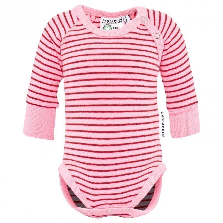 Geggamoja Body Classic Pink/Red Body