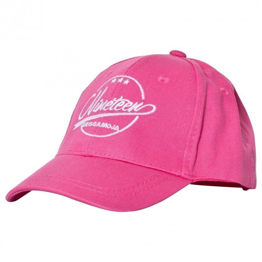 Geggamoja Cap Pink Pipo