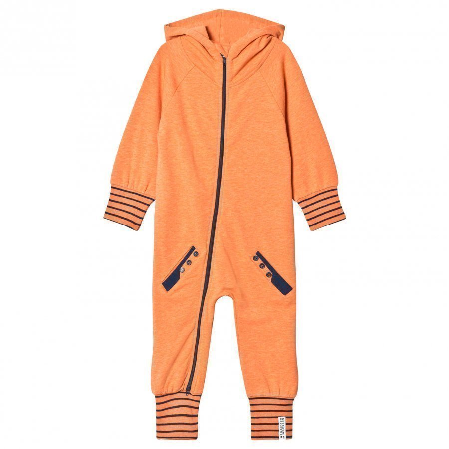Geggamoja College Jumpsuit Orange Potkupuku