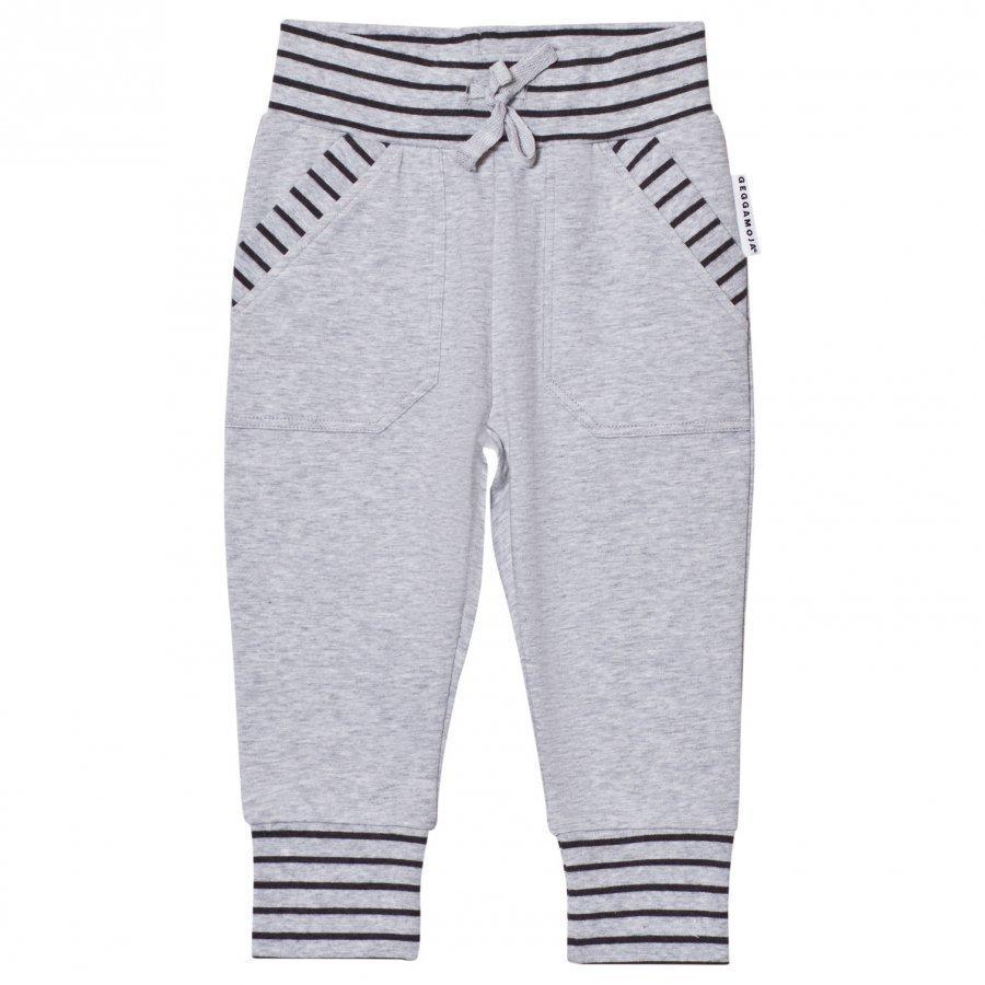 Geggamoja College Pant Grey Melange Huppari