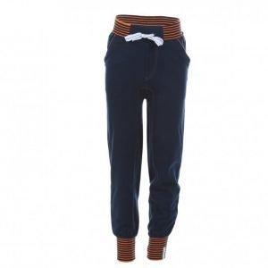 Geggamoja College Pants Collegehousut Sininen