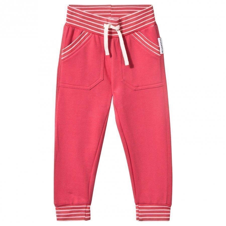 Geggamoja College Pants Raspberry Verryttelyhousut