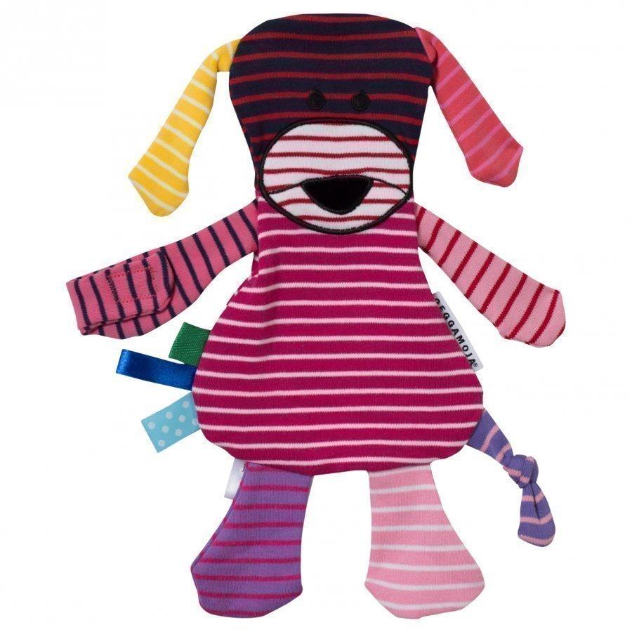 Geggamoja Doddi Cozy Toy Pink Pehmolelu