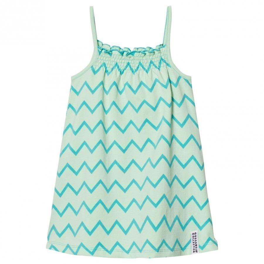 Geggamoja Dress L-Mint/Mint Mekko