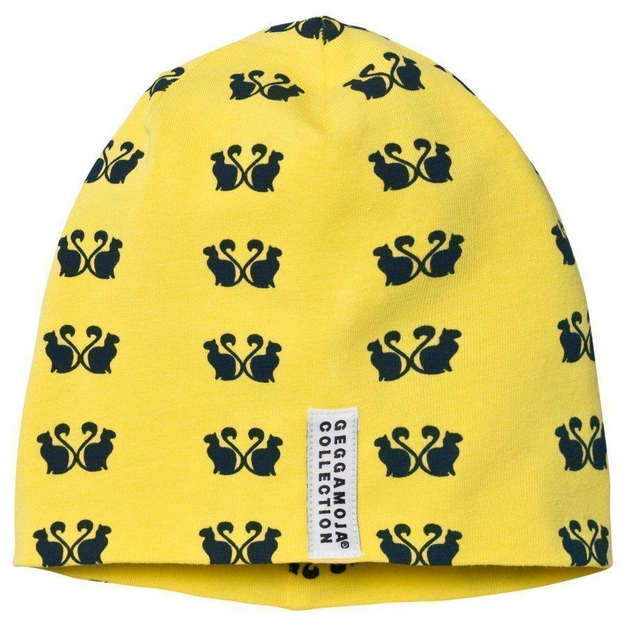 Geggamoja Limited Edition Cats Hat Pipo