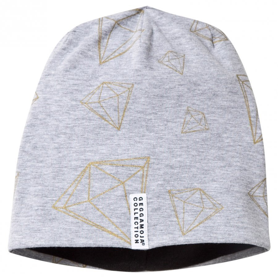 Geggamoja Limited Edition Fleece Pipo Diamonds Pipo