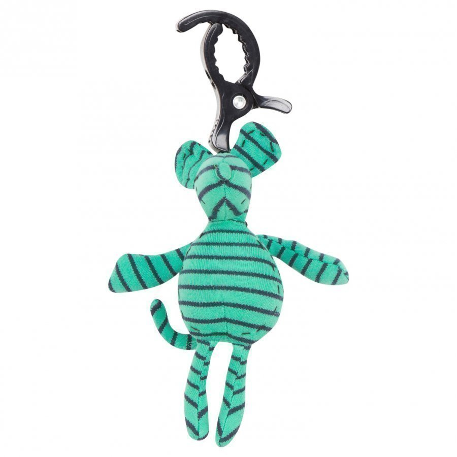 Geggamoja Mouse Green/Marine Aktiviteettilelu