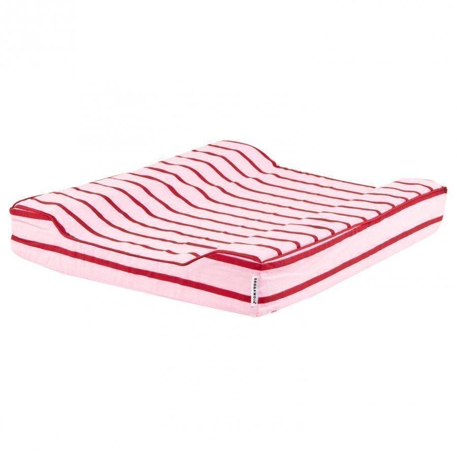 Geggamoja Nursing Pad Pink/Red Hoitoalusta