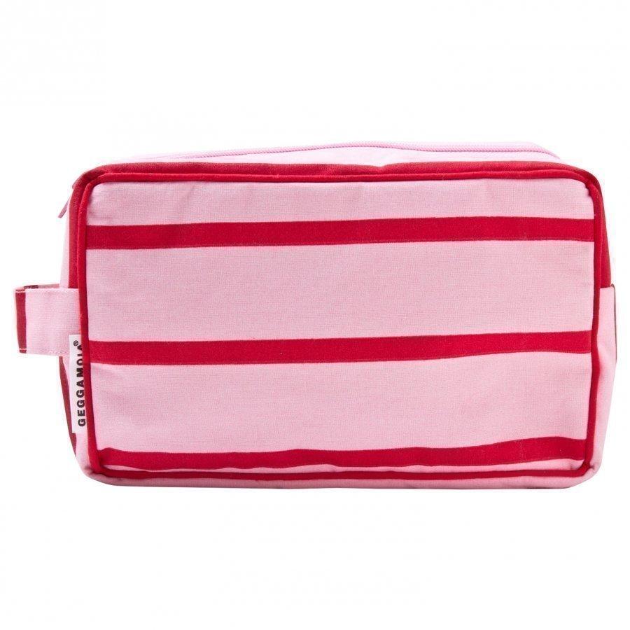 Geggamoja Organizer Pink/Red Hoitolaukku
