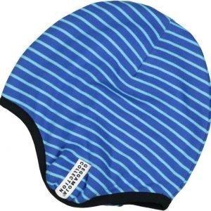 Geggamoja Pipo Helmet Hat Sininen/Turkoosi