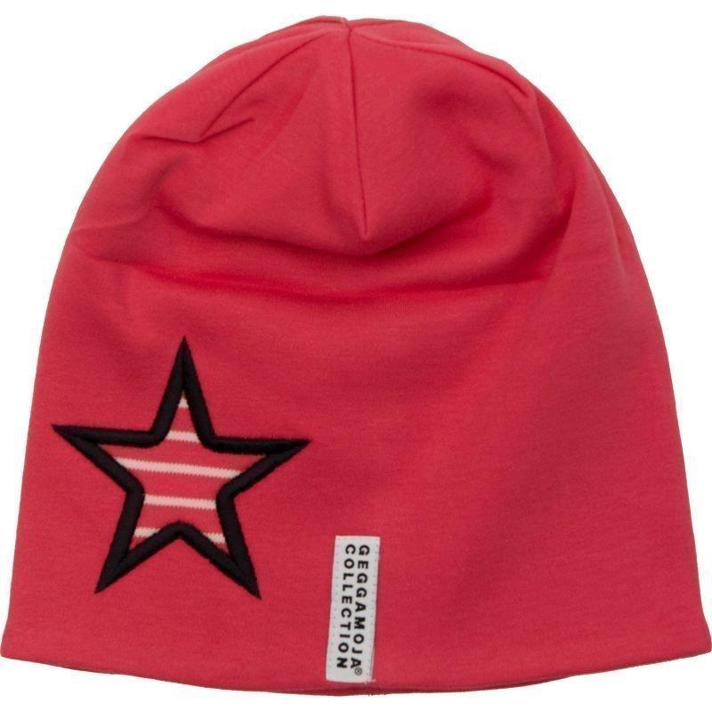 Geggamoja Pipo fleecevuorilla Star Cap