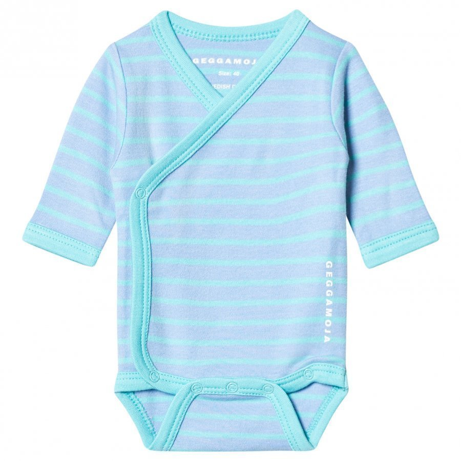Geggamoja Premature Body L.Blue/Turquoise Body
