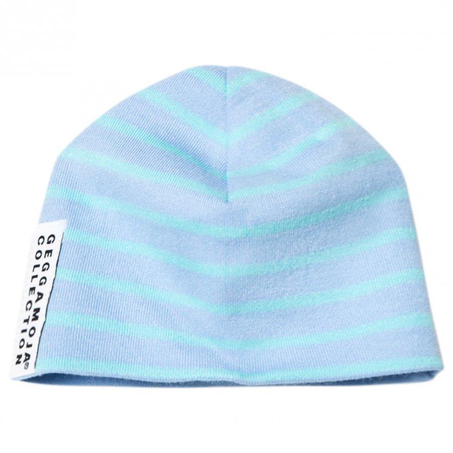 Geggamoja Premature Cap L.Blue/Turquoise Pipo