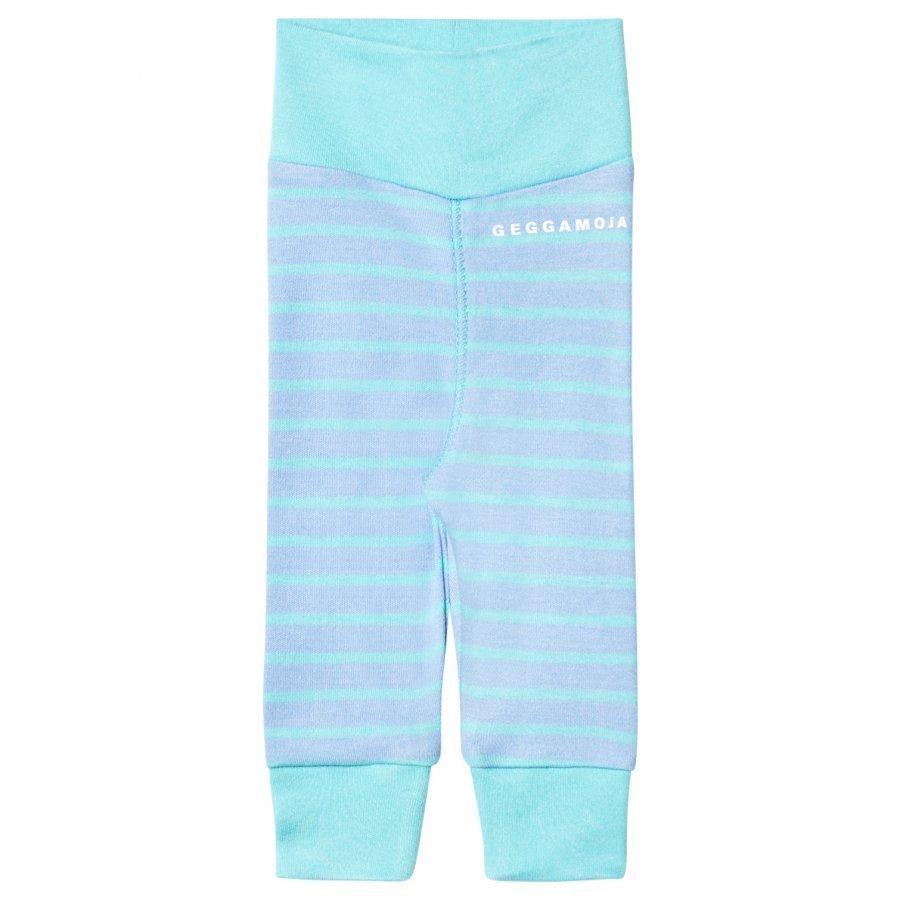 Geggamoja Premature Pant L.Blue/Turquoise Housut
