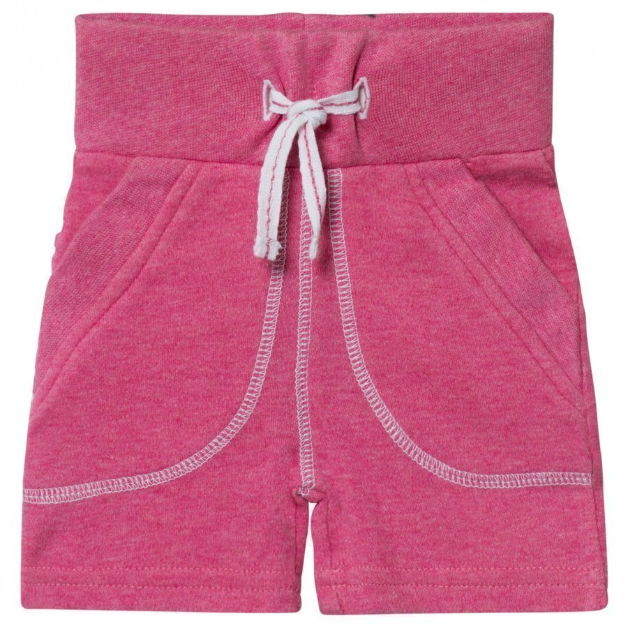 Geggamoja Shorts Pink Melange Oloasun Shortsit