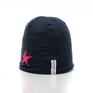 Geggamoja Star Cap Ohut Pipo Sininen / Musta