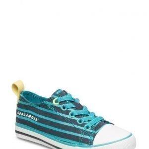 Geggamoja Striped Sneaker