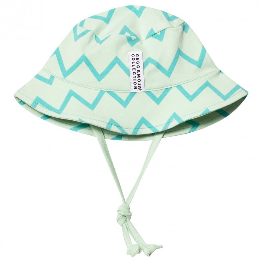 Geggamoja Sunny Hat Mint Aurinkohattu
