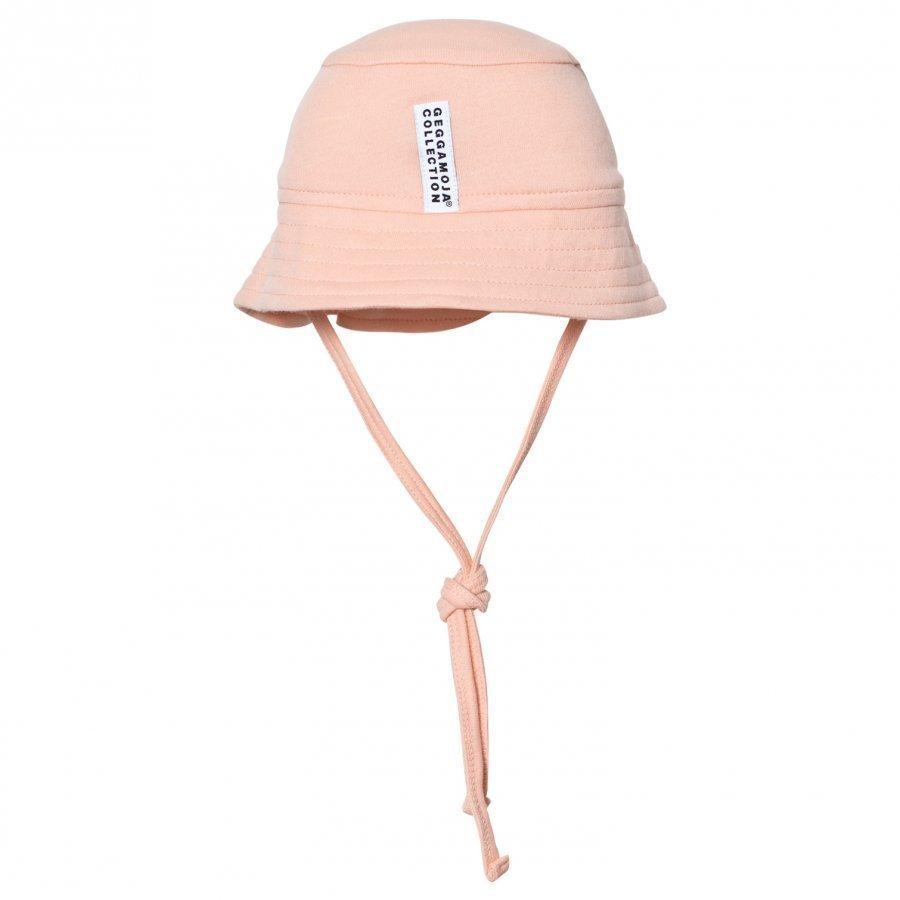Geggamoja Sunny Hat Peach Aurinkohattu