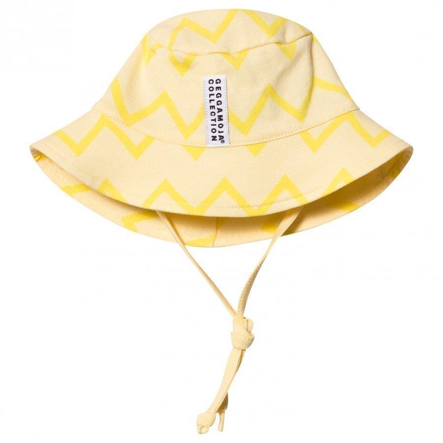 Geggamoja Sunny Hat Yellow Aurinkohattu