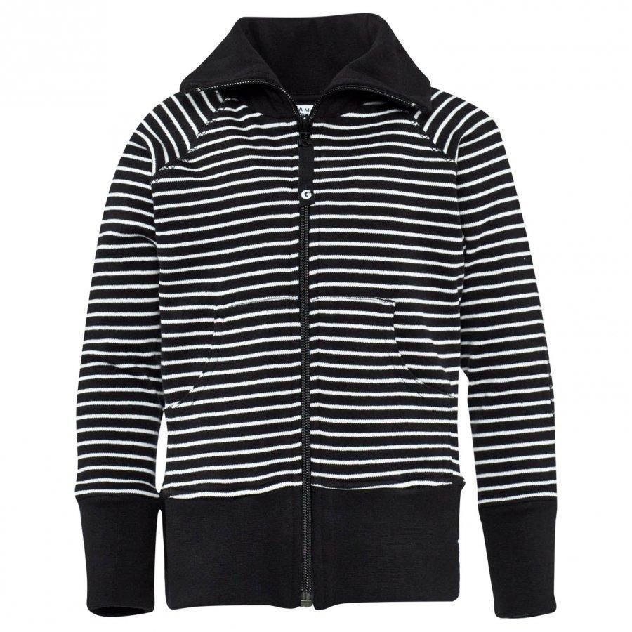 Geggamoja Sweater Classic Black/White Oloasun Paita