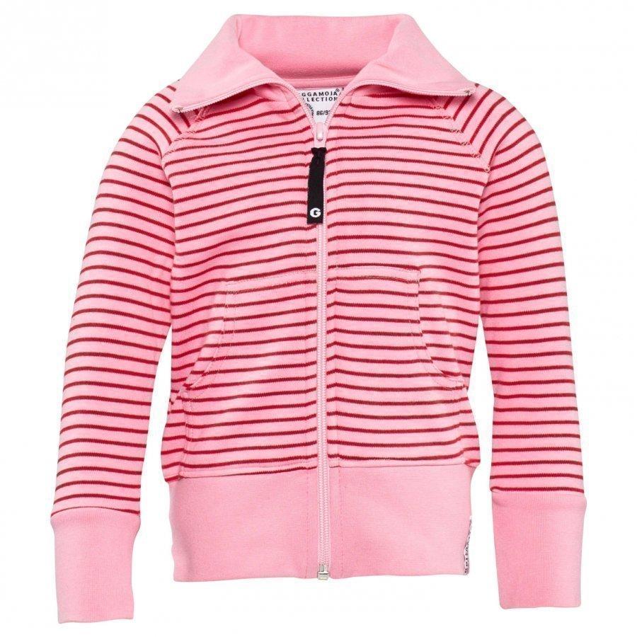Geggamoja Sweater Classic Pink/Red Oloasun Paita