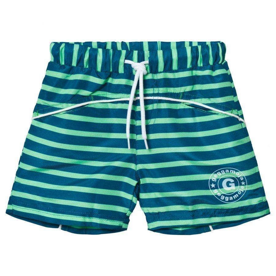 Geggamoja Swim Pant Marin Green Uimahousut