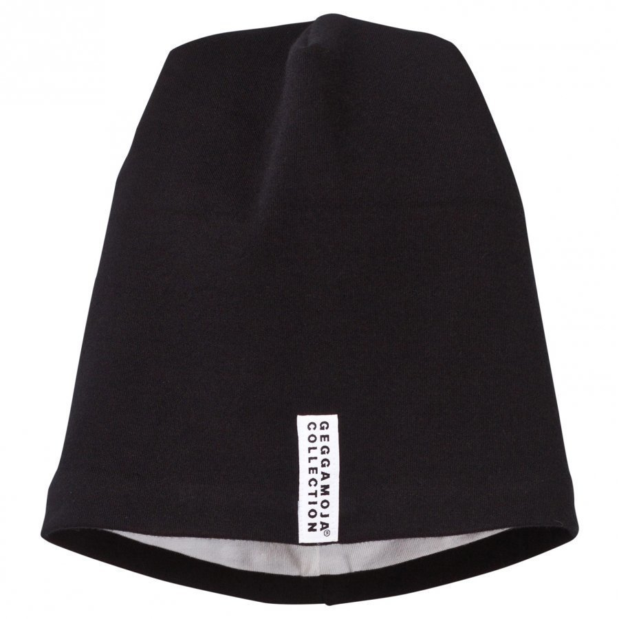 Geggamoja Topline Classic Hat Black Pipo