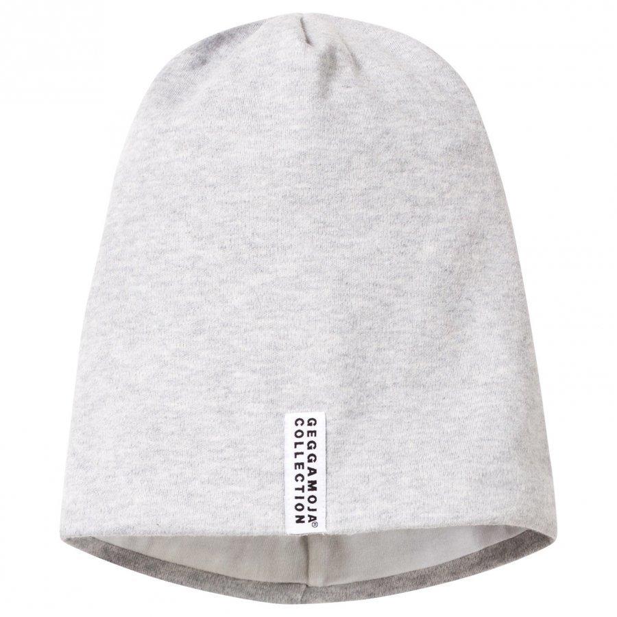 Geggamoja Topline Classic Hat Light Grey Mel Pipo