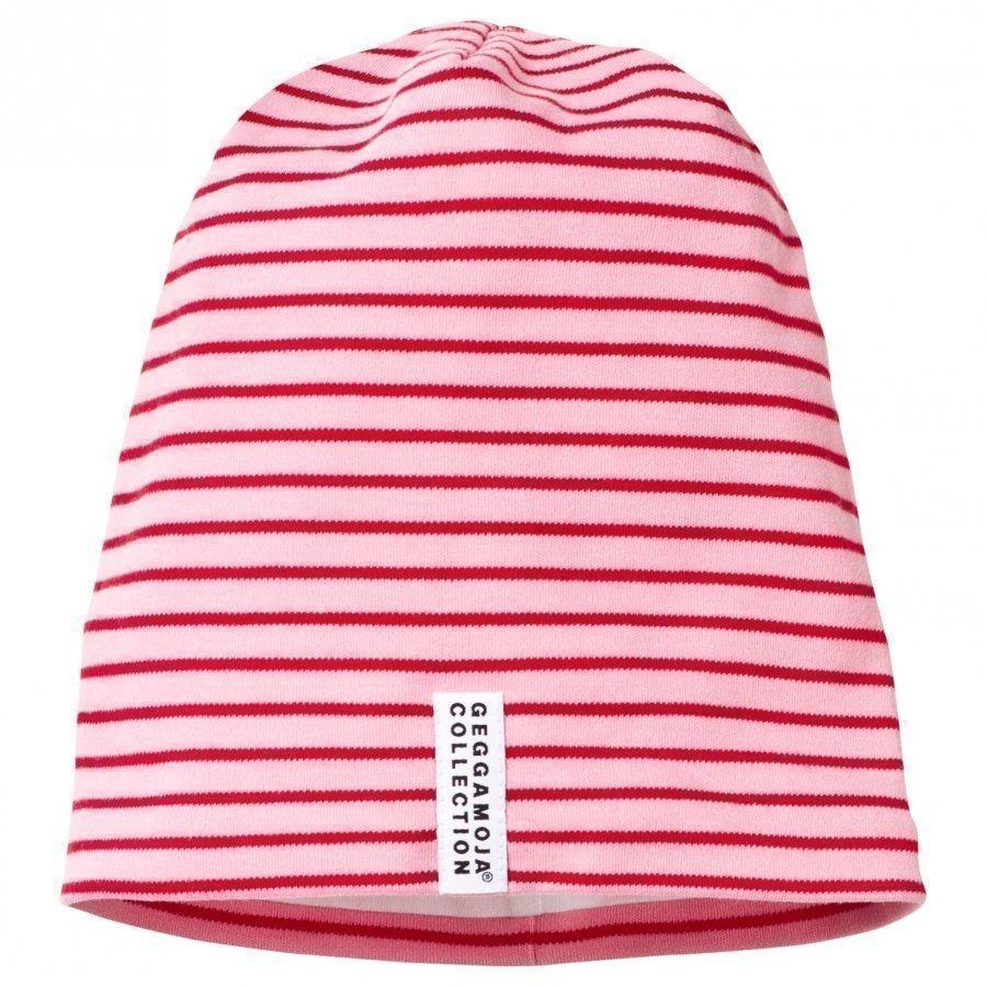 Geggamoja Topline Classic Hat Pink/Red Pipo