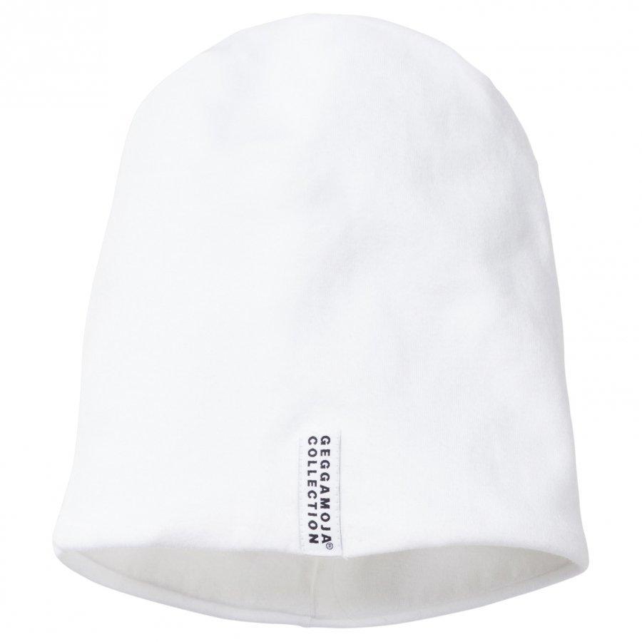 Geggamoja Topline Classic Hat White Pipo