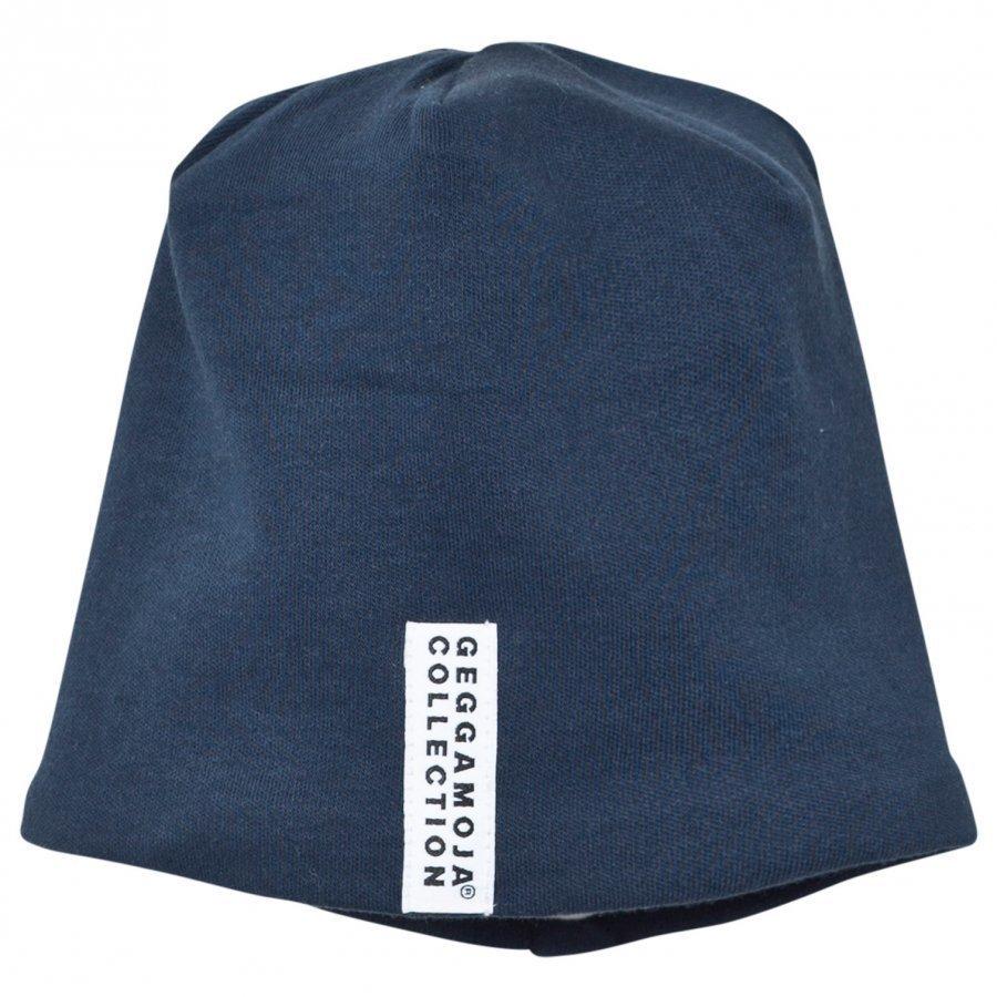 Geggamoja Topline Hat Marine Blue Pipo