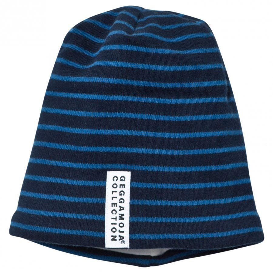 Geggamoja Topline Hat Navy/Dark Blue Pipo