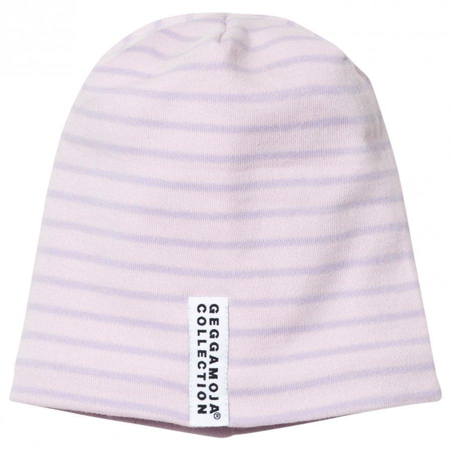 Geggamoja Topline Hat Soft Pink/Lilac Pipo