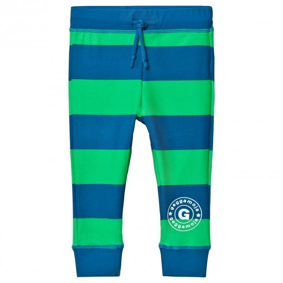 Geggamoja Uv Long Pant Marin Green Uimahousut