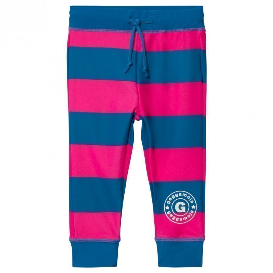 Geggamoja Uv Long Pant Marin Strong Pink Uimahousut