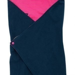 Geggamoja Wrap Around Blanket Cerise/pink