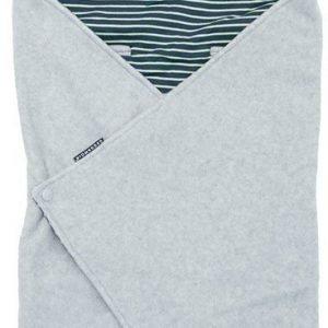 Geggamoja Wrap Around Blanket Harmaa