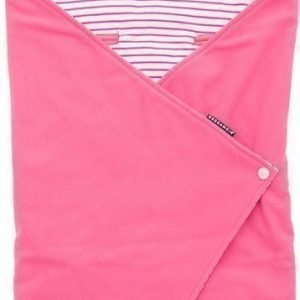 Geggamoja Wrap Around Blanket Vaaleanpunainen