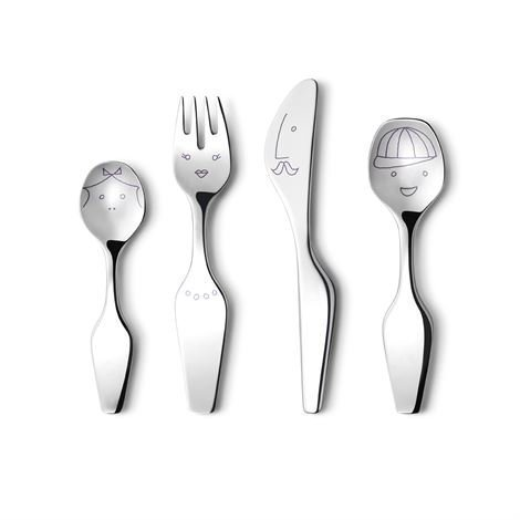 Georg Jensen The Twist Family Aterinsetti 4 Osaa