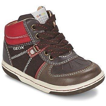 Geox B FLICK BOY korkeavartiset kengät