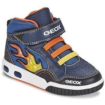 Geox GREGG korkeavartiset kengät