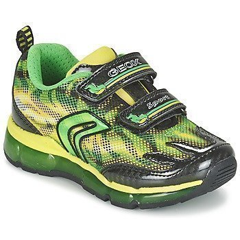 Geox J ANDROID B. A matalavartiset kengät
