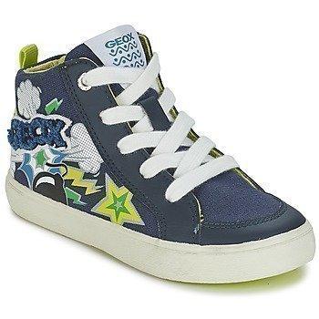 Geox KIWI B. C korkeavartiset kengät